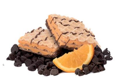 Orange Wafer