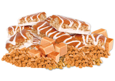Caramel and Vanilla Bar